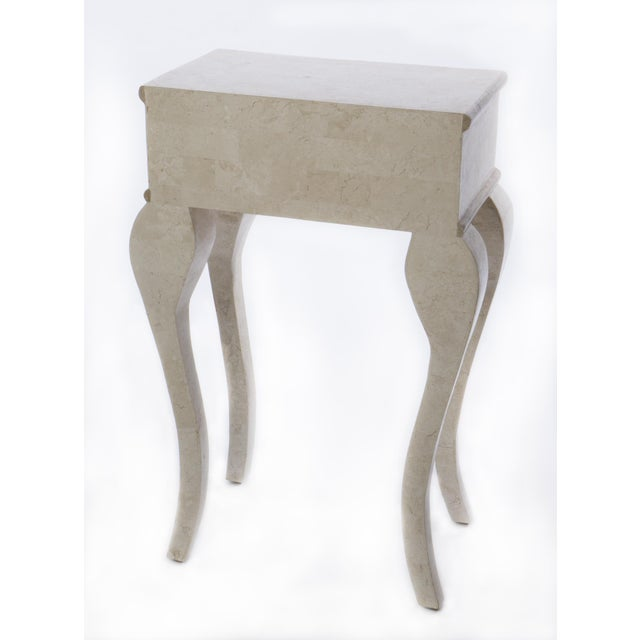 Stone End Table - Image 4 of 4