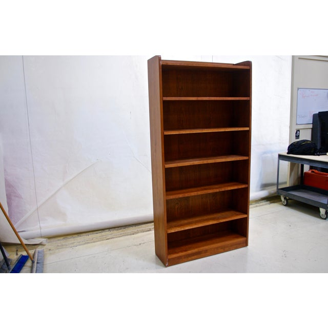 Mid-Century Modern Stickley Bookcase For Sale - Image 3 of 3
