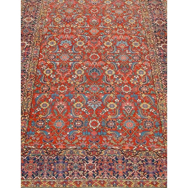 Earlier Carpets Woven For The Persian Market Were Traditionally Long And Narrow In Accordance With Local