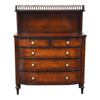Nahon Mahogany Dresser Chest For Sale