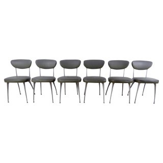 Shelby Williams Dining Chairs - Set of 6 For Sale