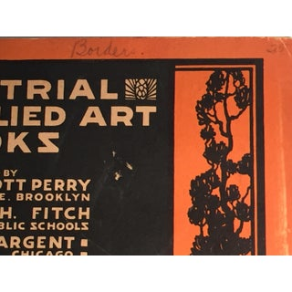 "1924 Mentzer Bush & Co. ""Industrial & Applied Art Books"" Book Preview"