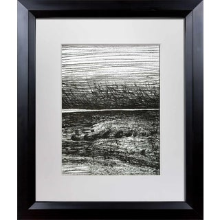 Henry Moore, Windswept Original Lithograph For Sale