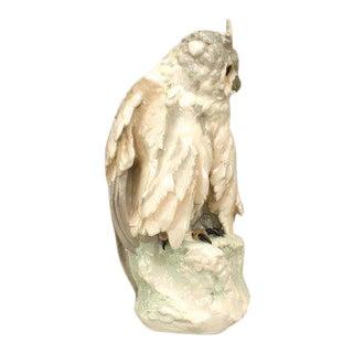 Austrian Amphora Porcelain Owl For Sale