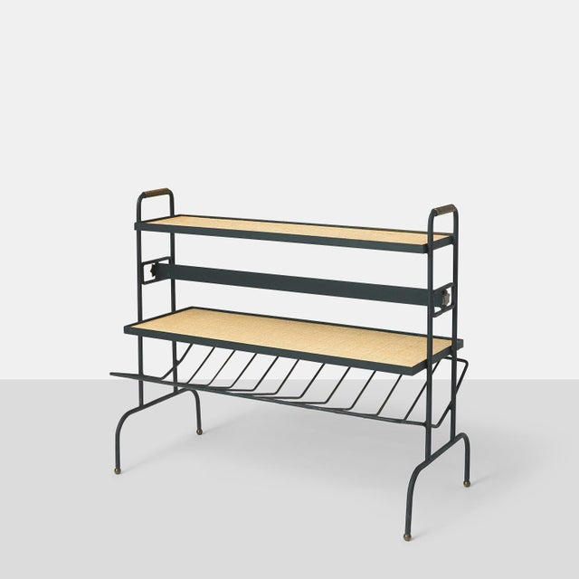 Bookstand by Jacques Adnet For Sale - Image 9 of 9