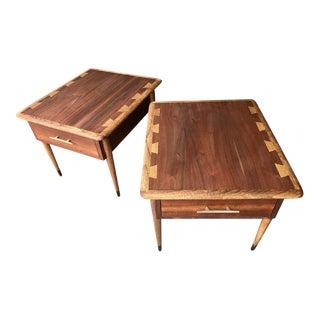 Modern Lane Acclaim End Tables - Pair