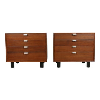 George Nelson for Herman Miller Pair of Chests of Drawers For Sale