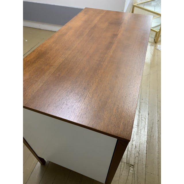 1960s Danish Modern Knoll Dresser or Nightstand For Sale - Image 11 of 13