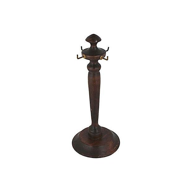 Antique Bow Tie Display Stand - Image 2 of 4