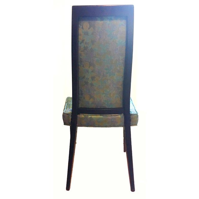 Harvey Probber Dining Table & Chairs For Sale - Image 10 of 11