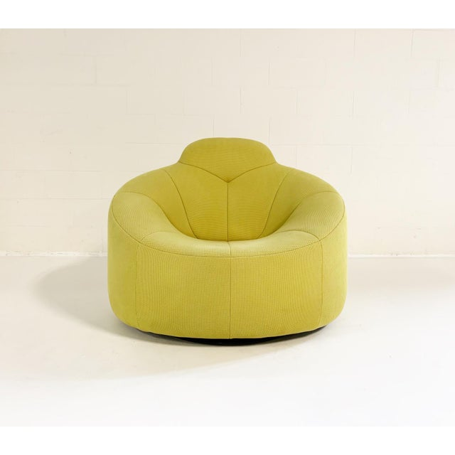 Pierre Paulin Pumpkin Armchair For Sale - Image 11 of 11