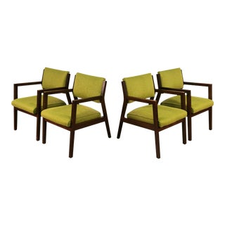 Mid-Century Modern Dining Chair / Occasional Chair / Office Chair ~ Set of 4 For Sale