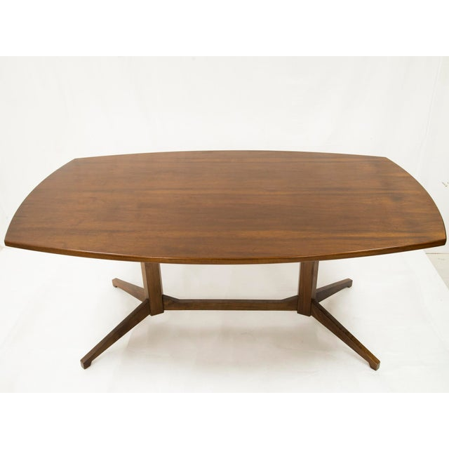 1950s Table in Rosewood Made by Franco Albini & Franca Helg - 1958 For Sale - Image 5 of 6