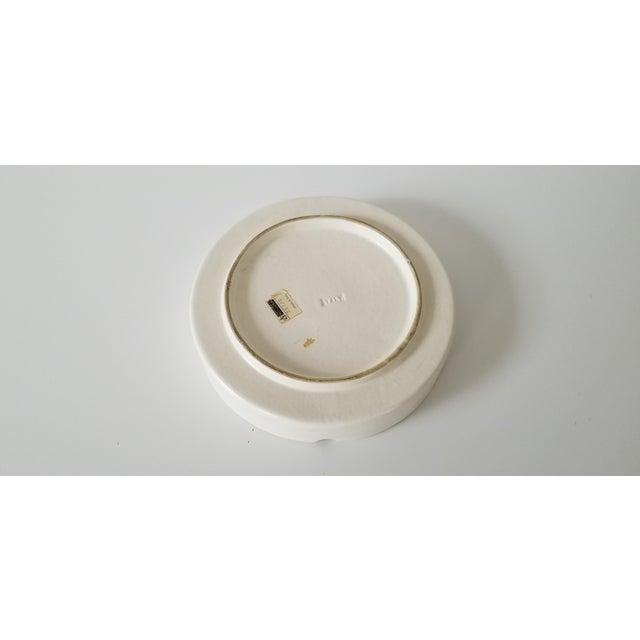 Vintage Italian Rosenthal Netter Ceramic Ashtray. For Sale In Miami - Image 6 of 8