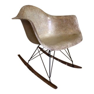 Herman Miller Griege Zenith 2nd Generation Fiberglass Rocker For Sale