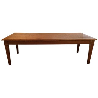 Large Antique Table For Sale