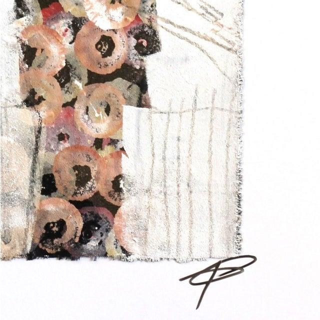 "Abstract Abstract, ""838"" Original Artwork by Edith Konrad For Sale - Image 3 of 6"