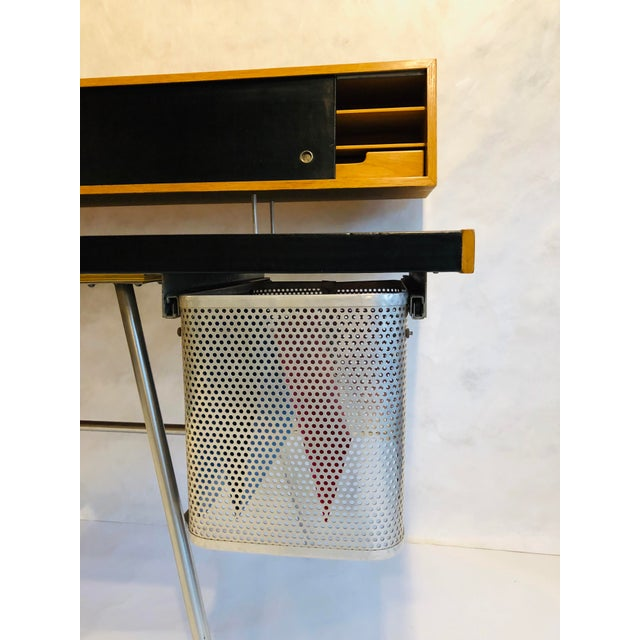 Mid-Century Modern George Nelson Desk For Sale - Image 3 of 9