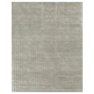 Canterbury Silver Rug - 8'x10' For Sale