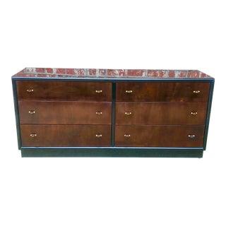 1970s Art Deco Henredon Scene Three Dresser For Sale