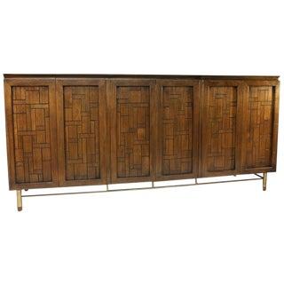 Bert England Design for Johnson Furniture Company Sideboard For Sale