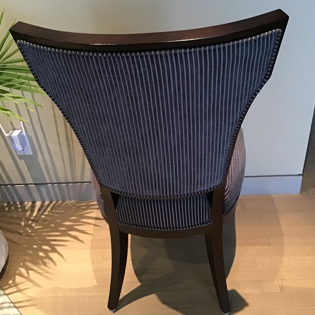 Wood Designmaster Furniture for Hickory Co. Dining Chairs - Set of 8 For Sale - Image 7 of 13