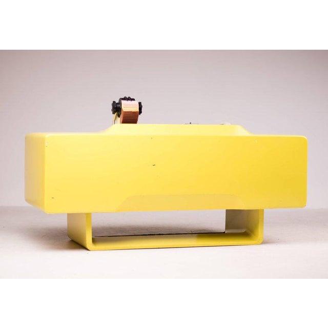 Ernest Igl Design Fiberglass Directors Desk by Wilhelm Werndl For Sale - Image 6 of 10