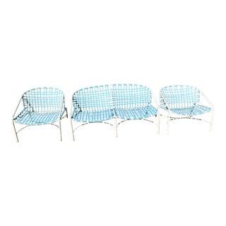 Tadao Inouye for Brown Jordan Kantan Chairs - Set of 3