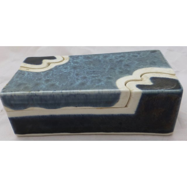 Modernist Abstract Goodie Box - Image 4 of 8