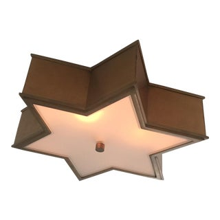 Circa Lighting Sophia Brass Flush Mount