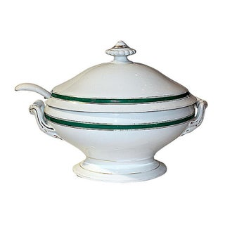 Antique 1860s Haviland Soup Tureen