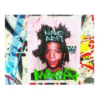 Basquiat Original New York Street Art Photo