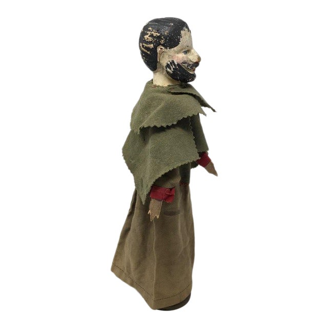 Antique French Marionette For Sale