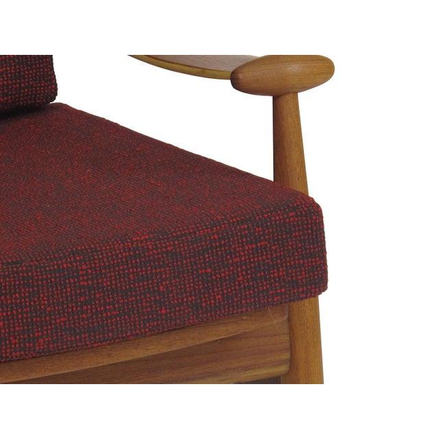 Finn Juhl Spade Mid-Century Danish Lounge Chair - Image 4 of 8