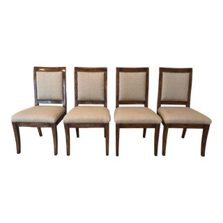Bausman & Company Bench Made Side Chairs - Set of 4 For Sale