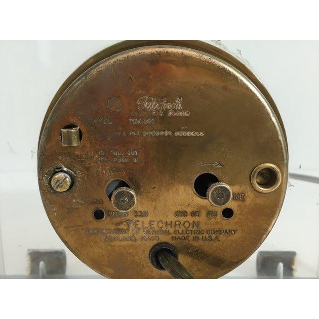 Mid-Century Telechron Lucite Clock - Image 5 of 6