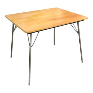 Mid-Century Modern Eames Herman Miller Side Table For Sale