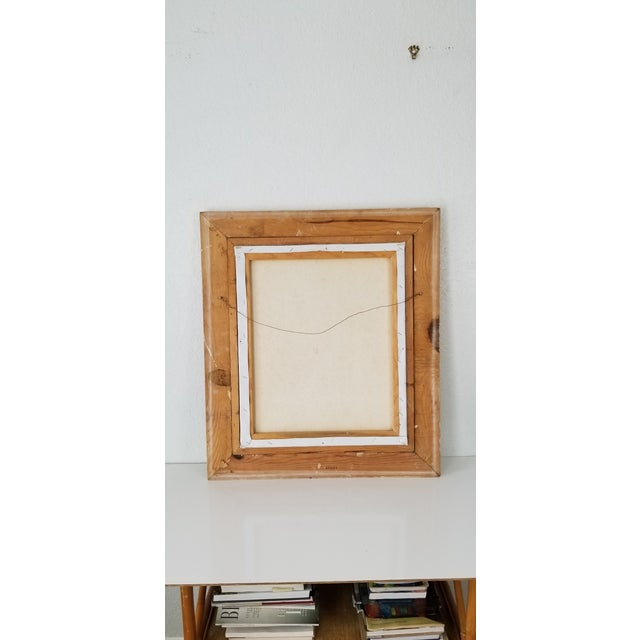 80s Reibel Postmodern Still Life Painting For Sale - Image 12 of 13