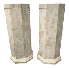 Image of Alabaster Pedestals and Columns