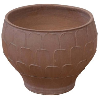 "David Cressey for Architectural Pottery ""Thumb Print"" Planter For Sale"