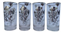 Image of Art Nouveau Tumblers and Tall Glasses
