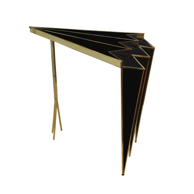 Susan Side Table by MarGian Studio For Sale In New York - Image 6 of 8