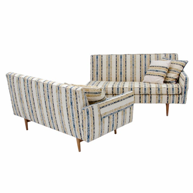 1960s Mid-Century Sectional Sofa For Sale - Image 5 of 9