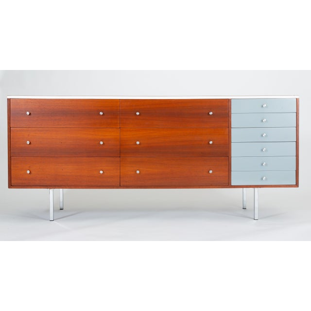 Gerald McCabe Twelve-Drawer Dresser With Laminate Top For Sale - Image 13 of 13