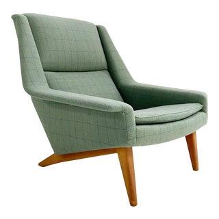 Folke Ohlsson Model 4410 Lounge Chair For Sale