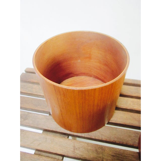 Danish Modern Teak Canister Set - Image 8 of 11