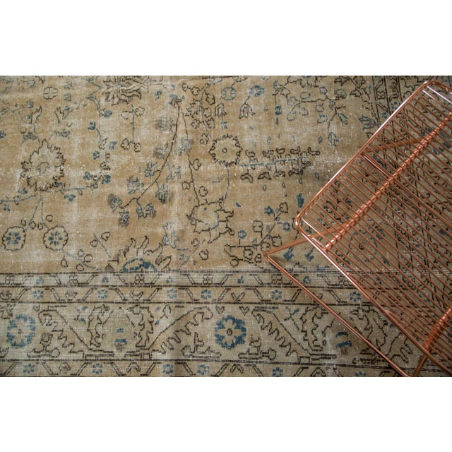 "Vintage Oushak Carpet - 7'1"" x 10' - Image 3 of 7"