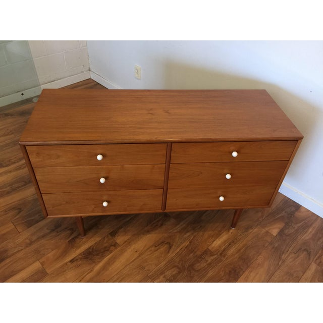 Drexel Declaration Drexel Declaration 6 Drawer Dresser For Sale - Image 4 of 11