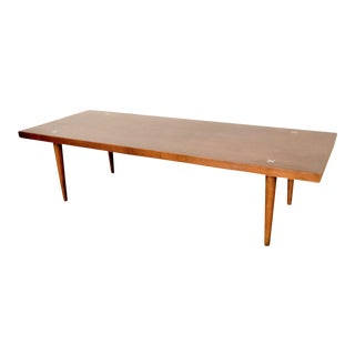 Mid Century American of Martinsville Coffee Table For Sale