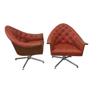 4320 Chairs by M Baughman for Thayer Coggin - a Pair For Sale